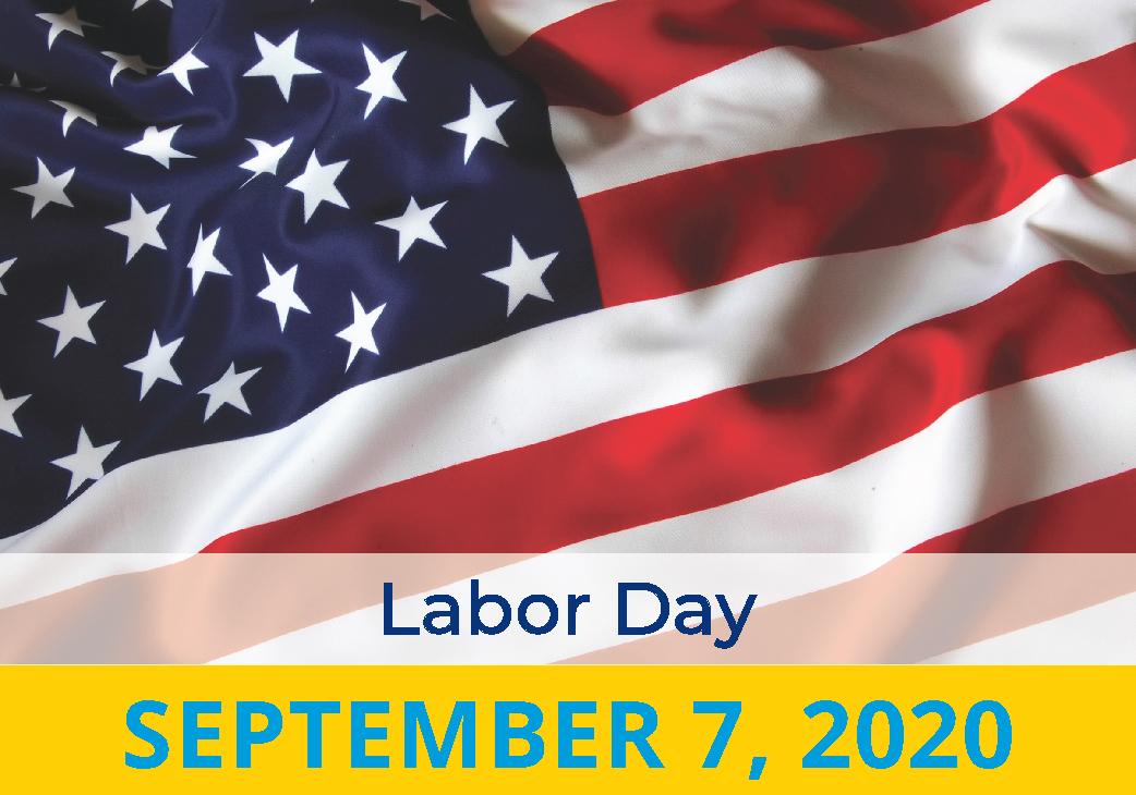 Labor Day 2020
