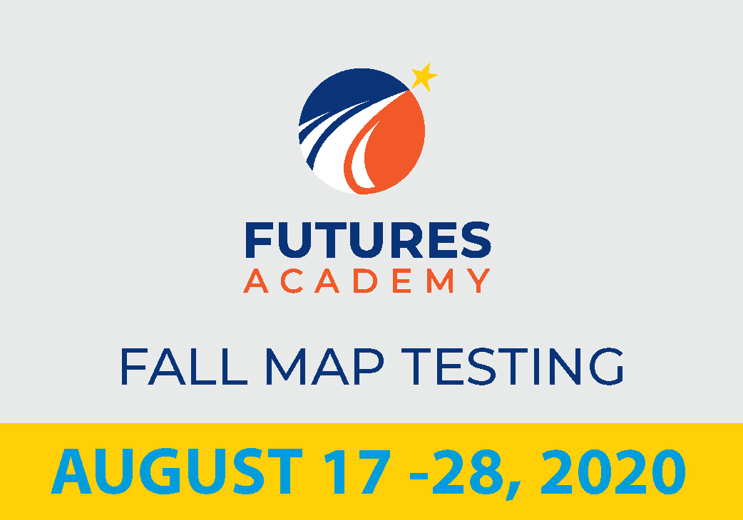 MAP Testing AUG 2020
