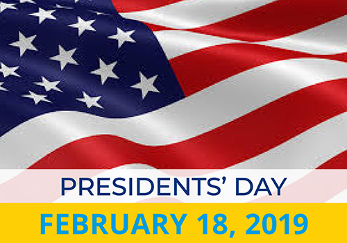 Presidents Day_Feb19