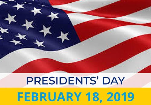 Presidents Day_Feb19