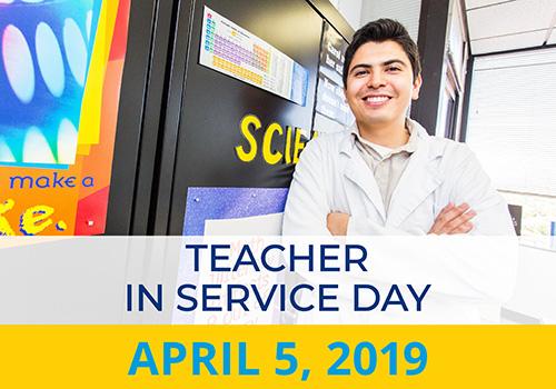 Teacher In Service_Apr